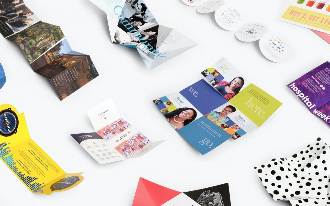 29 Creative Brochure Folds for Direct Mail and Marketing