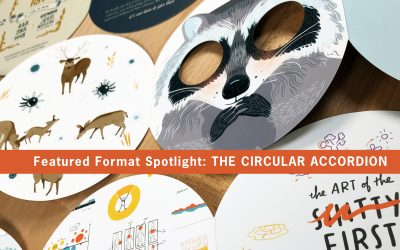 Featured Format Spotlight: The Circular Accordion
