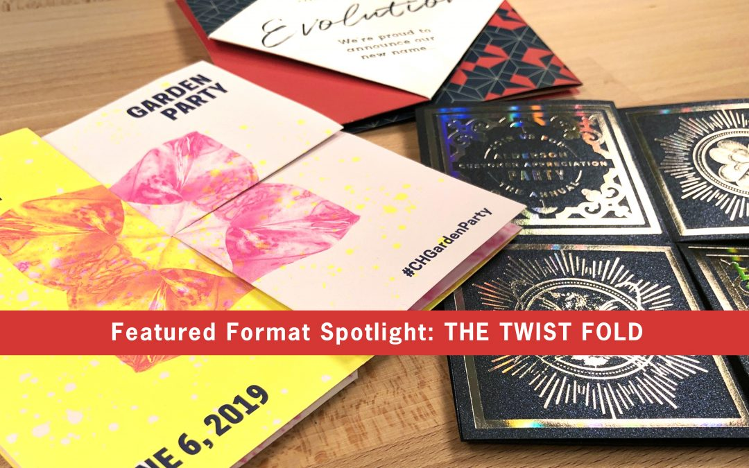 Featured Format Spotlight: The Twist Fold