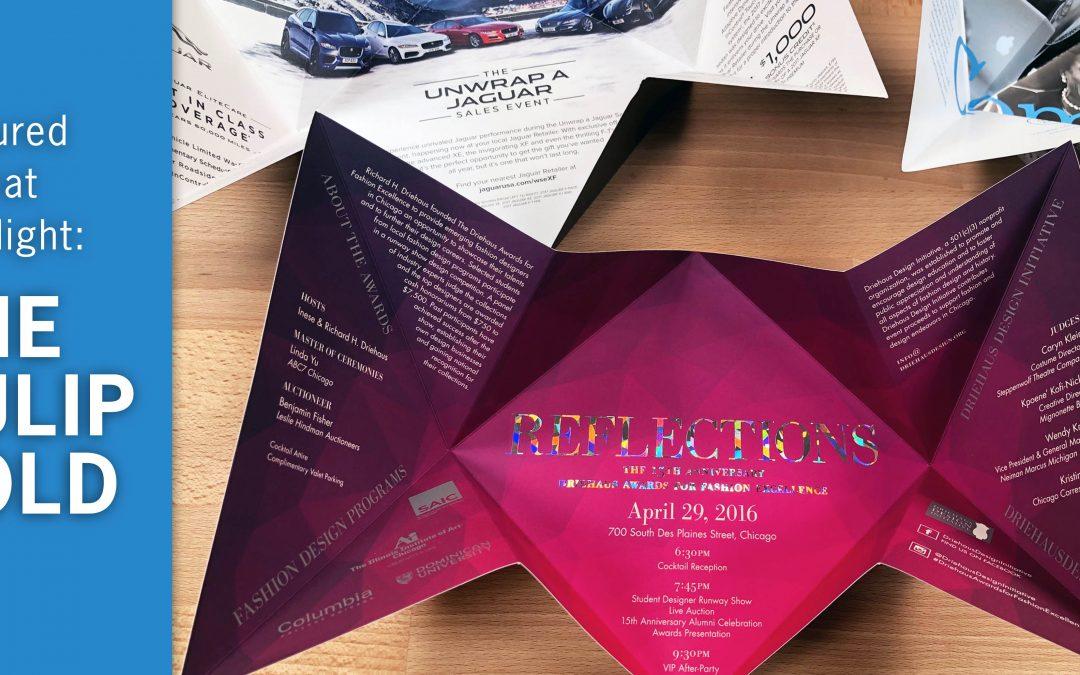 Featured Format Spotlight: The Tulip Fold