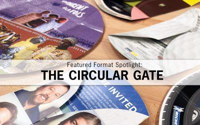 Featured Format Spotlight: The Circular Gate Fold