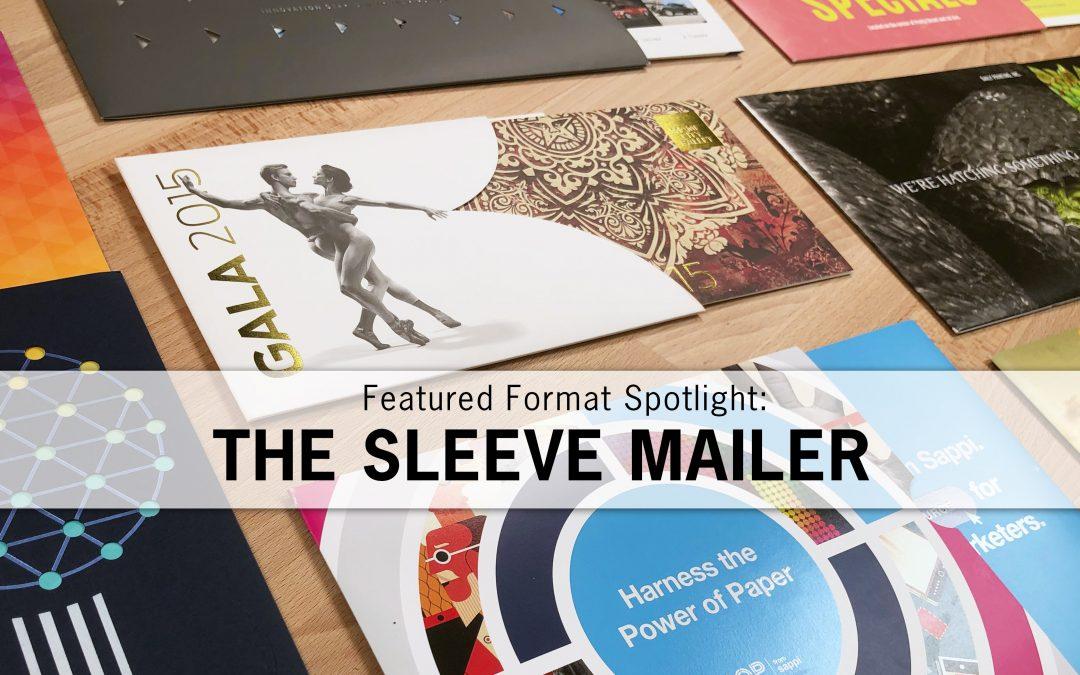 Featured Format Spotlight: The Sleeve Mailer