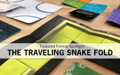Featured Format Spotlight: The Traveling Snake Fold