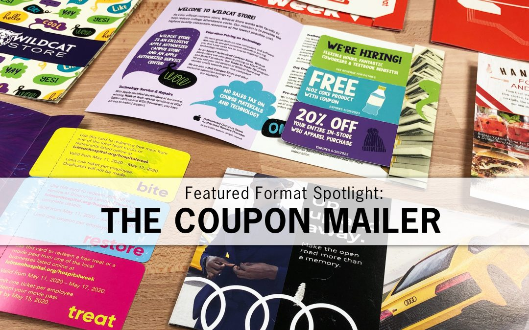 Featured Format Spotlight: The Coupon Mailer